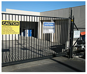 Self storage facility in Silverdale, Auckland - Gateway Storage