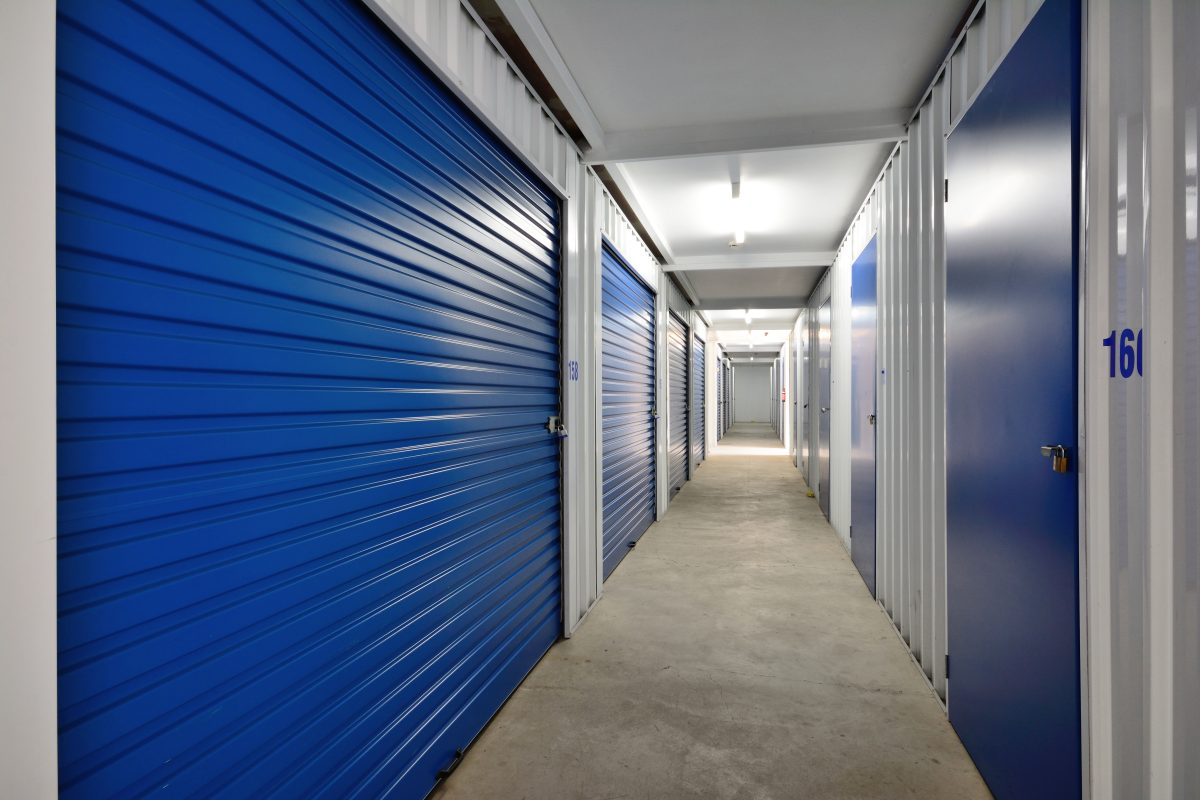 Storage Locker for cheap rent