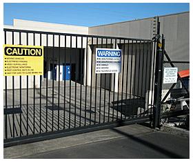 Self storage facility in Silverdale, Auckland - Gateway Storage