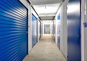 Self storage units in Silverdale - Gateway Storage