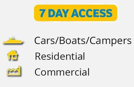 Car, Vehicle, Boat storage