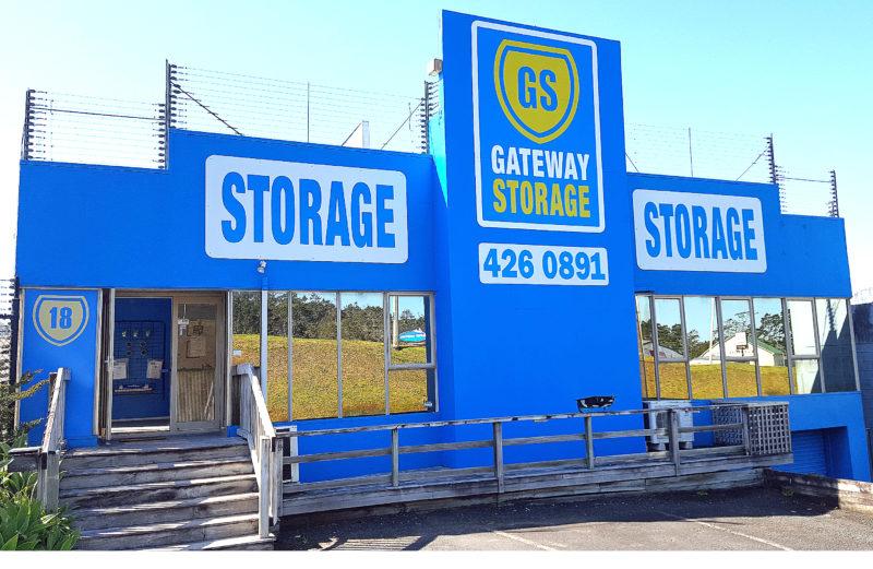 Gateway Storage Silverdale